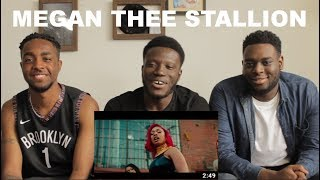 Megan Thee Stallion   Realer (Official Video) Reaction