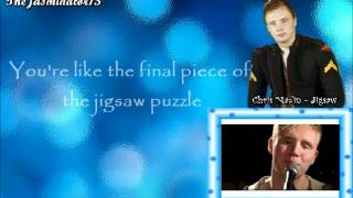 Chris Madin - Jigsaw  Lyrics