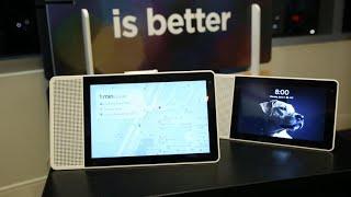 Lenovo Smart Display: Una pantalla para ponerle cara al asistente de Google