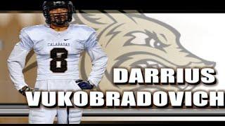 Darrius Vukobradovich '16 - Calabasas High (CA) Junior Year Highlights
