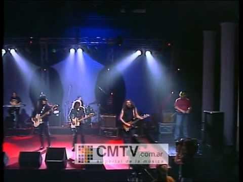 El Tri video Perro negro - CM Vivo 2006