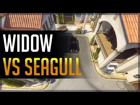 高端對決 Kephrii+Codey VS Seagull+Harbleu+Calvin