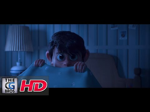 "CGI 3D Animated Short: ""The Return Of The Monster""  – by The ROTM Team"