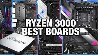 Best Motherboards for Ryzen 3000 CPUs: X570 vs. X470 & B450