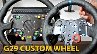 LOGITECH SEQUENTIAL SHIFTER MOD SIM RACING - Самые лучшие видео