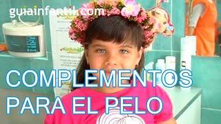 Complementos para el pelo para niñas
