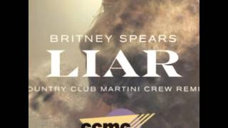 Britney Spears Liar (CCMC REMIX)