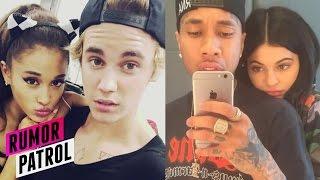 Justin Bieber ROMANCING Ariana Grande? Tyga STEALS $2-Million From Kylie Jenner? (RUMOR PATROL)