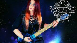 EVANESCENCE - Going Under [GUITAR COVER] 4K | Jassy J