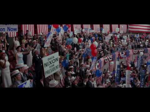 Рожденный четвертого июня. Ветераны врываются на выступление Никсона