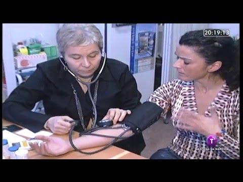 Hipertensión hinchazón de los pies