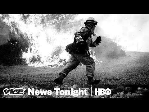 California's Largest Fire & Missouri Unions: VICE News Tonight Full Episode (HBO)