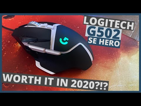 Logitech G502 SE Hero Review | Still the KING of Wired Mice in 2020