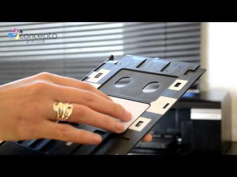 Tutorial para Imprimir Credenciales en Epson T50 L800 R290 L805
