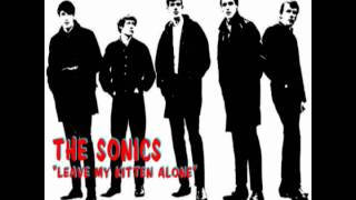 "The Sonics ""Leave my kitten alone"""