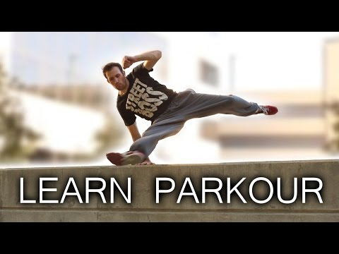 HOW TO START PARKOUR – Can Anyone Do It?
