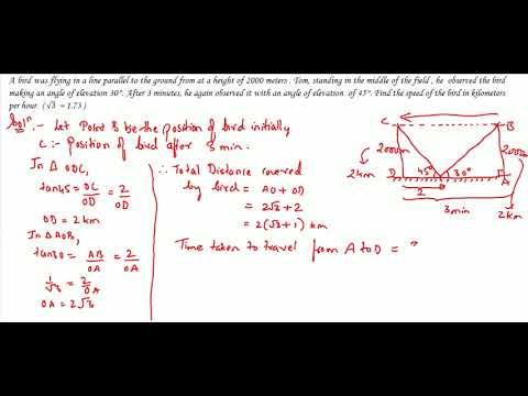 Trigonometry Part 57 : Class 10