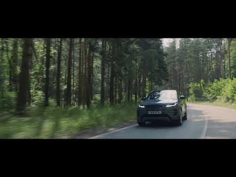 Landrover Range Rover Evoque Внедорожник класса J - рекламное видео 1