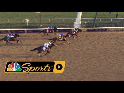 Jockey Mercilessly Beats Horse At Breeders Cup