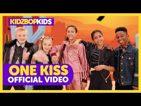 Kidz Bop Kids One Kiss Official Video Kidz Bop 2019