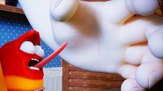 LARVA - THE INSECT KILLER | Cartoon Movie | Cartoons For Children | Larva Cartoon | LARVA Official