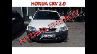 Honda crv hidrojen yakıt tasarruf cihazı montajı