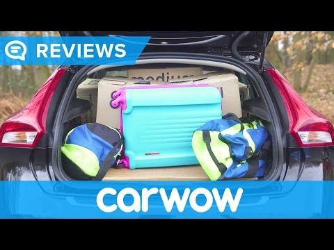 Volvo V40 Cross Country 2017 practicality review | Mat Watson Reviews
