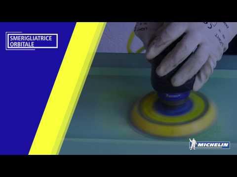 Levigatrice orbitale Michelin