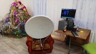 Усиление сигнала 3g спутниковая антенна своими руками!