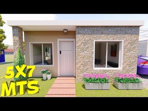 Diseño De Casas Pequeñas De 10 Metros
