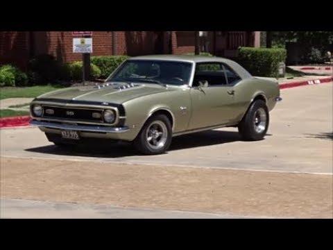 Video of '68 Camaro SS - Q9C6