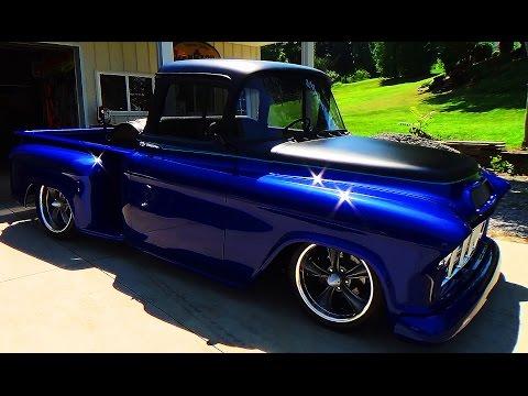 55 Chevy Street Truck