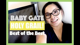 BEST BABY GATE! | Summer Infant Retractable Gate Review