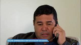 Balanço Geral Entrevista Dr. Jonatas Lucena Sobre Golpe no WhatsApp
