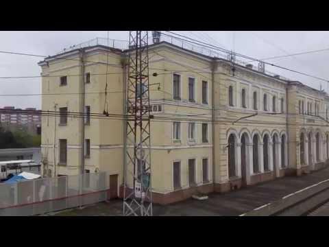 . Серпухов. Прогулка по городу (Московская область)