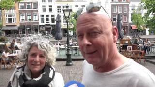 'Hang Als Eerbetoon Aan Aad Van Der Luit Leidse Vlag Halfstok'