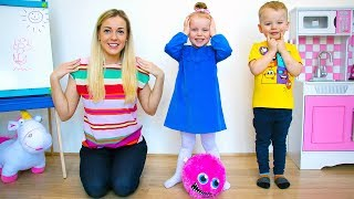 Head, Shoulders, Knees & Toes   Exercise Song For Children