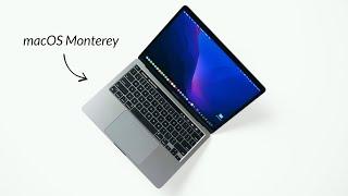 Best macOS Monterey Features! - Complete Walkthrough