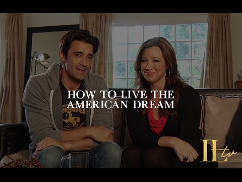How to Live the American Dream with Gilles Marini