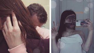 vlog | домашнее обучение, съёмки XO GIRLS, МОЯ ЖИЗНЬ :)