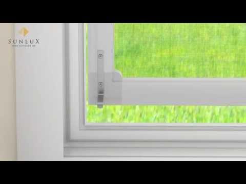 [Animation] Insektenschutz Spannrahmen - Montage ohne Bohren