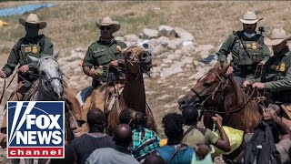 Former Border Patrol horse coordinator refutes Biden's allegations