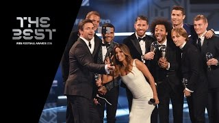 FIFA FIFPro World11 2016 Revealed