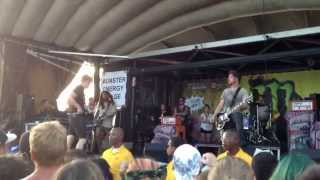 The Chariot - Before There Was Atlanta, There was Douglasville (Houston Warped Tour 2013)