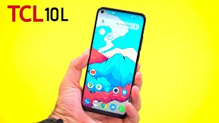 Best Budget Phone in 2020? - TCL 10L Review