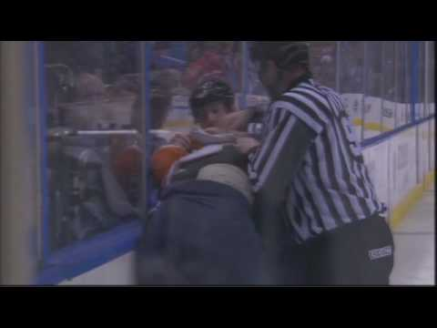 Chris Thorburn vs. Tim Jackman