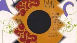 Duke Baxter -   Everybody Knows Matilda