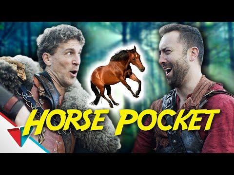 Kapsa na koně
