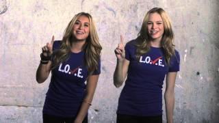 L.O.V.E. - Let One Voice Emerge (60 sec)