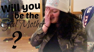 Will you be the Godmother? | Asking My Best Friend of 20+ Yrs
